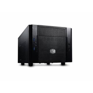 Case Cubo black No-Power m-ITX